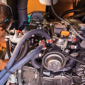 Car Diesel Engines