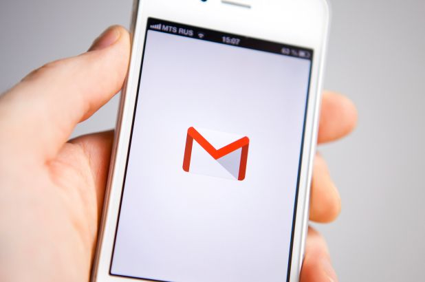 using Gmail