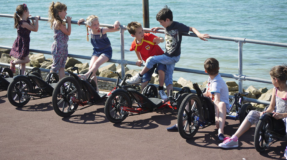 Electric tricycle: the future of personal transport?