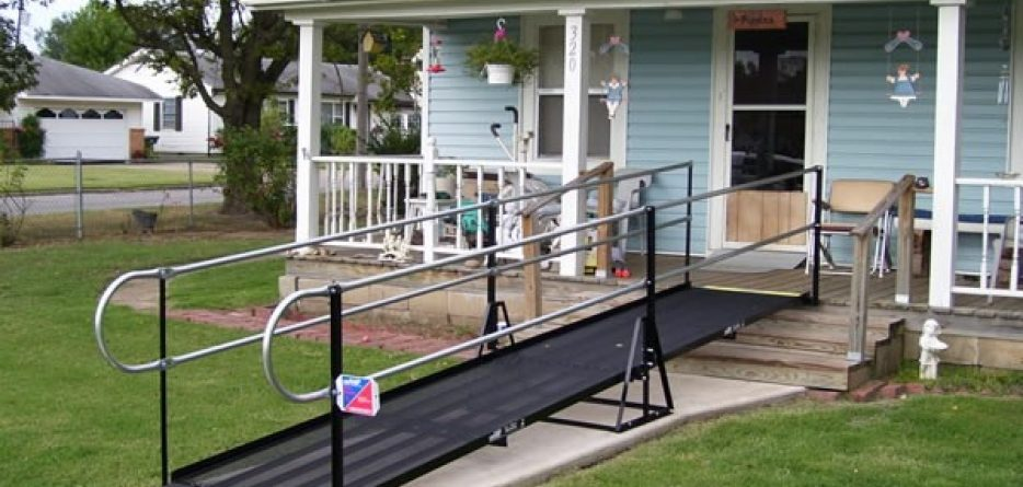 Setting up Mobility Ramps
