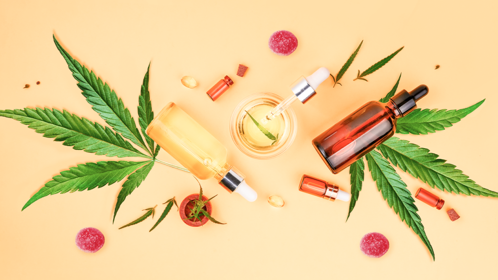 Cbd products that benefit your body health: